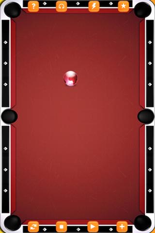 Screenshot Automatic Billiards
