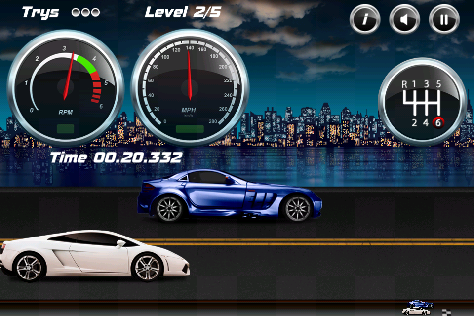 Screenshot X Drag Racing