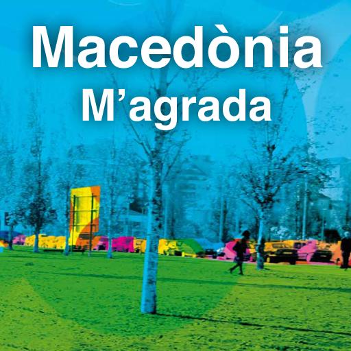 M´Agrada!  Macedònia.